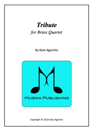 Tribute – Brass Quartet