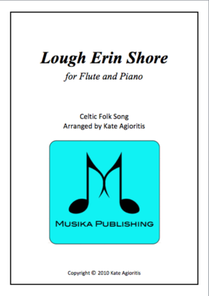 Lough Erin Shore – Flute and Piano