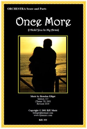 Once More (I Hold You In My Arms) – Orchestra