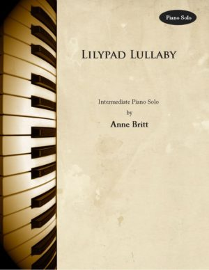 Lilypad Lullaby – Intermediate Piano Solo