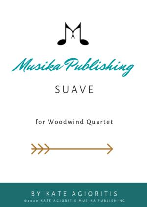 Suave – Woodwind Quartet