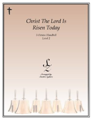 Christ The Lord Is Risen Today -3 Octave Handbells