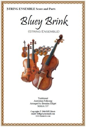 Bluey Brink – String Ensemble
