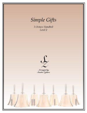 Simple Gifts -3 Octave Handbells