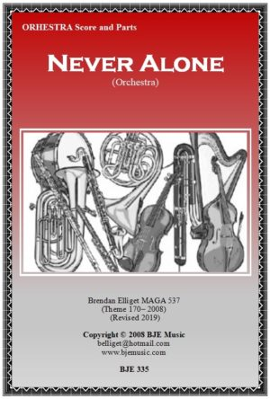 Never Alone – Orchestra
