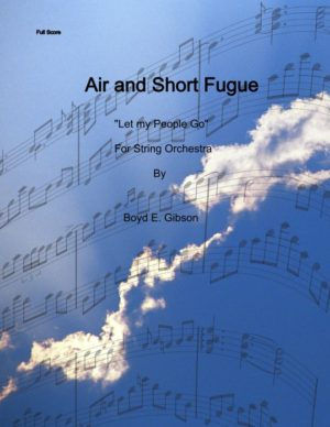 Air and Short Fugue