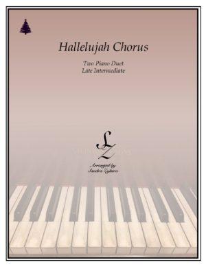 Hallelujah Chorus -Two Piano Duet