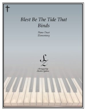 Blest Be The Tie That Binds -Elementary Piano Solo/Duet