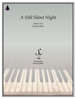 A Still, Silent Night -Intermediate Piano Solo