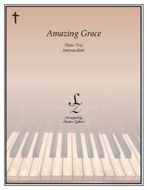 Amazing Grace – Piano Trio