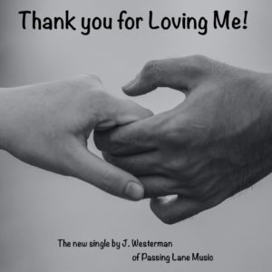 Thank You for Loving Me (PVG)