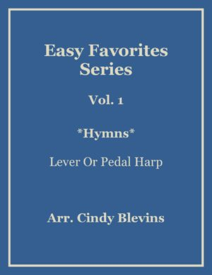 Easy Favorites for Harp, Vol. 1, Hymns