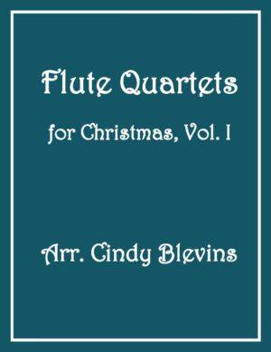 Flute Quartets for Christmas, Vol. I, 12 Quartets