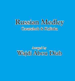 Russian medley (casatschok& Kalinka) – easy arrangement for kids orchestra