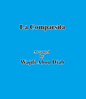 LA Comparsita – easy arrangement for kids orchestra