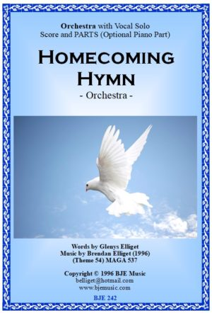 Homecoming Hymn – Orchestra with Vocal