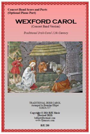 Wexford Carol – Concert Band