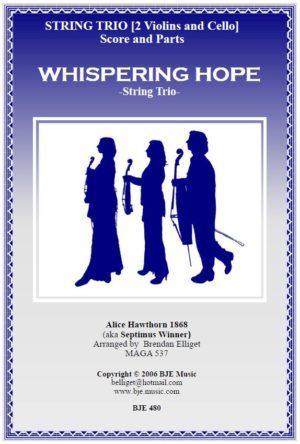 Whispering Hope – String Trio