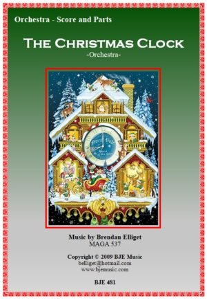The Christmas Clock – Orchestra