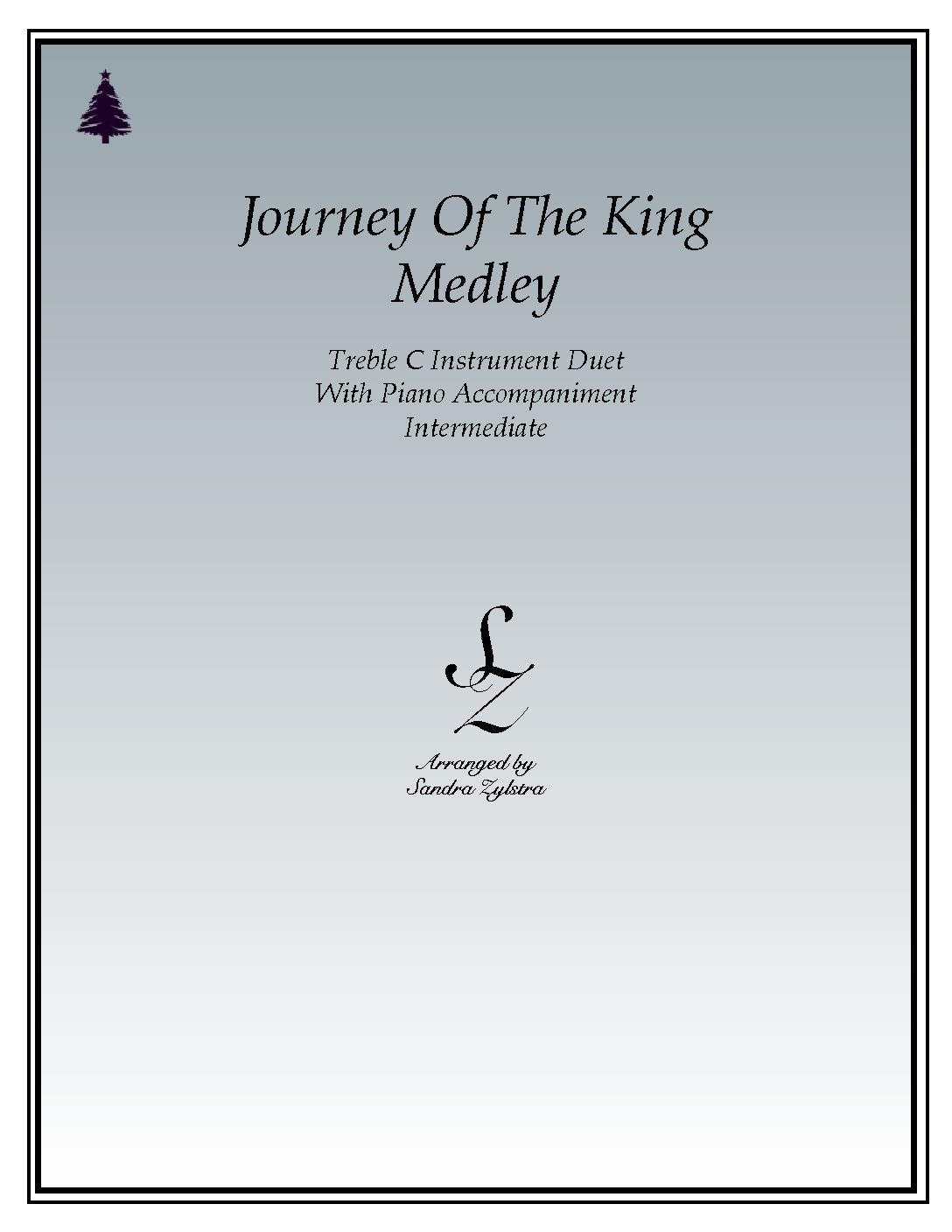 Journey Of The King – Instrument Duet & Piano Accompaniment