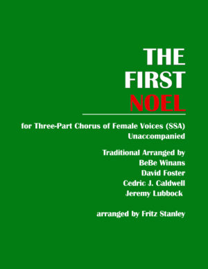 The First Noel – SSA A Cappella