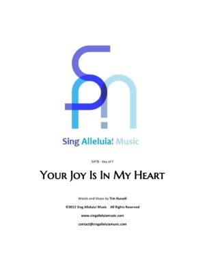 Your Joy Is In My Heart