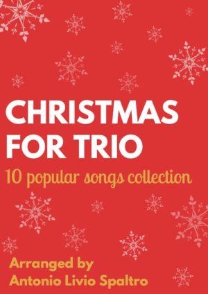 Christmas Carols for Flute Trio (Oboe Trio or Sax Trio)