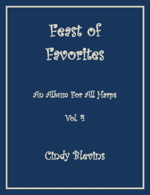 Feast of Favorites, Vol. 4, for all harps