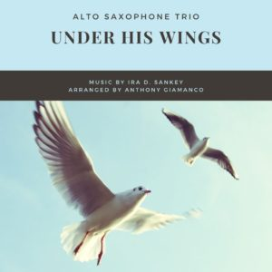 UNDER HIS WINGS – alto sax trio