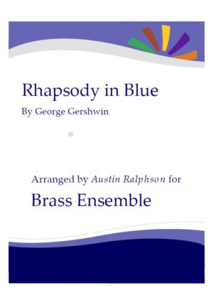 Rhapsody In Blue – brass ensemble