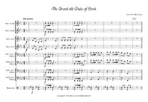 Flexi Ensemble – The Grand Old Duke of York