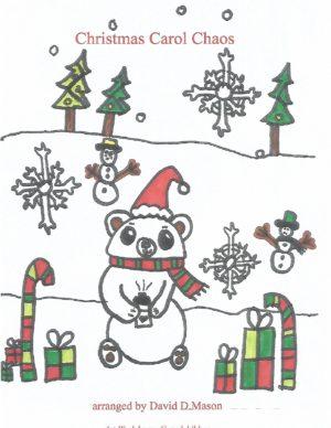 Christmas Carol Chaos – Concert Band