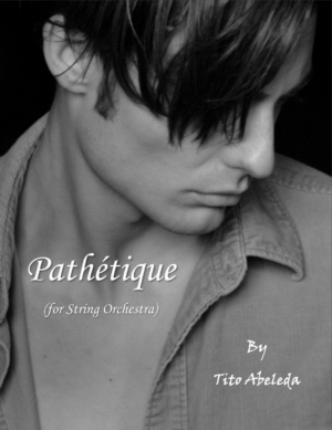 Pathétique (for String Orchestra with Violin Solo)